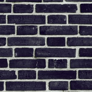 Papier peint BLACK LONDON BRICKS