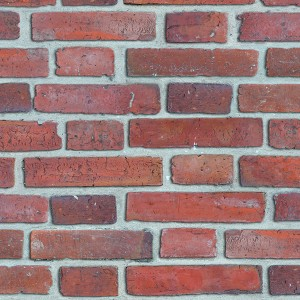 Papier peint RED LONDON BRICKS