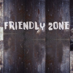 Papier peint Friendly Zone
